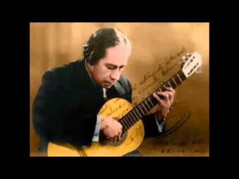 Rare.Agustin barrios complete recordings