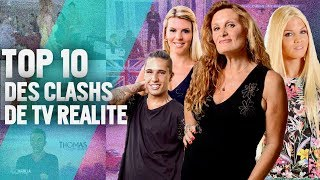 TOP 10 DES CLASHS DE TV RÉALITÉ !