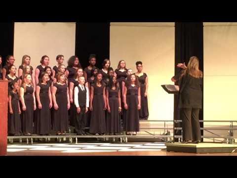 Morning Glory- Jewett School of the Arts Chorus