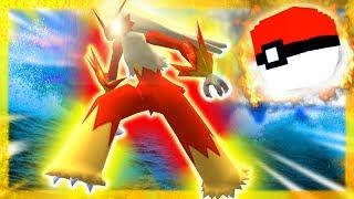 "Minecraft PIXELMON DUEL - ""FIRE VS WATER!?"" - Minecraft Pokémon Mod"