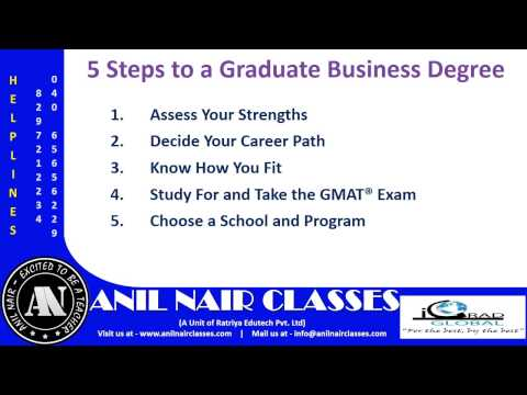 Global MBA options