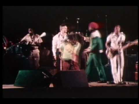 Jammin / Jah Live - Bob Marley, One Love Peace Concert