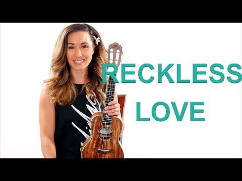 Reckless Love - Cory Asbury EASY Ukulele Tutorial and Play Along