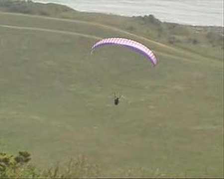 paragliding beachy head