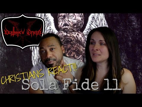 Christians React to DeathSpell Omega Sola Fide ll!! mp3