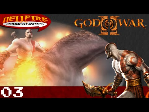 God of War 2 playthrough [Part 3: Pegasus Goes The Distance]