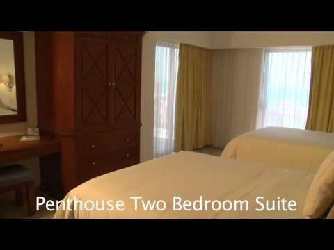 Playa Grande Penthouse Two Bedroom Suite Room Preview
