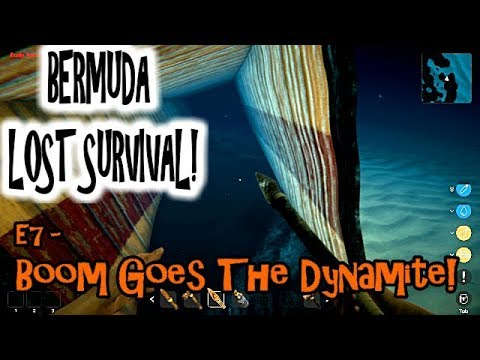 Bermuda Lost Survival - E6 - Psssss... You Wanna Know What's In The Container?