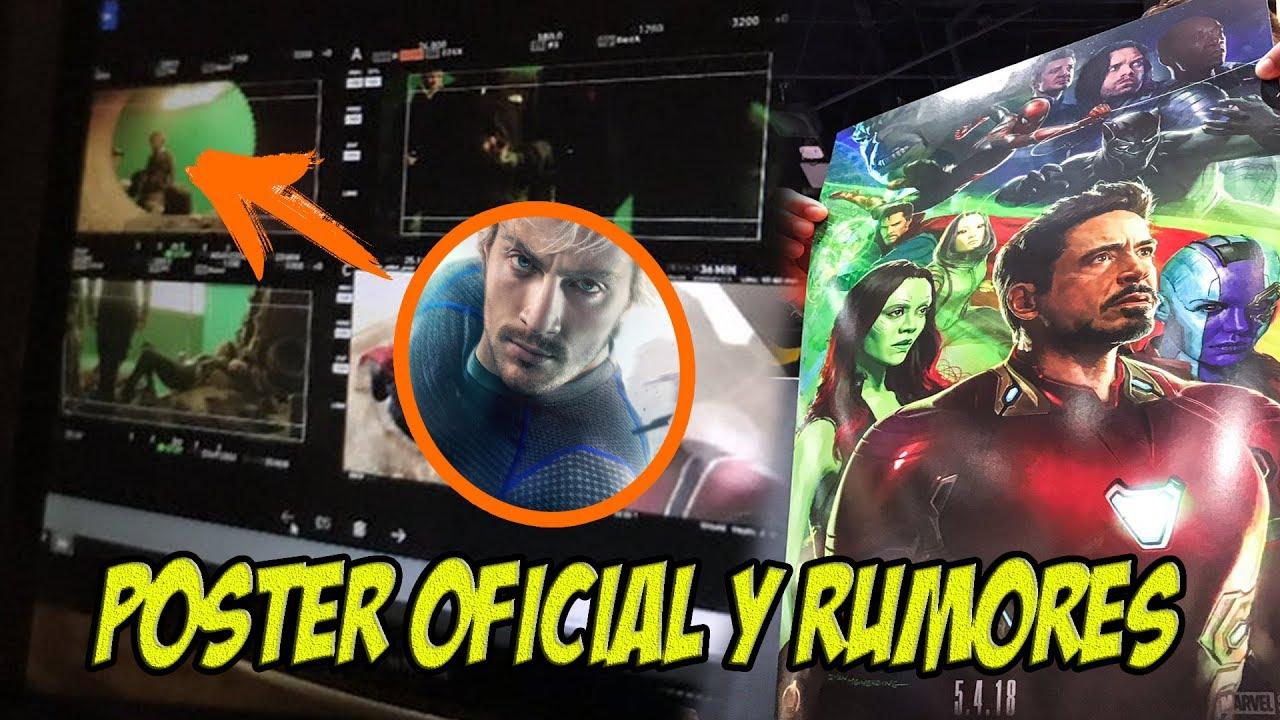 Infinity War Trailer Quicksilver