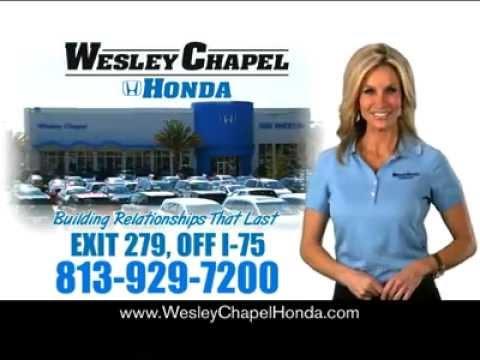 financing made easy at wesley chapel honda youtube