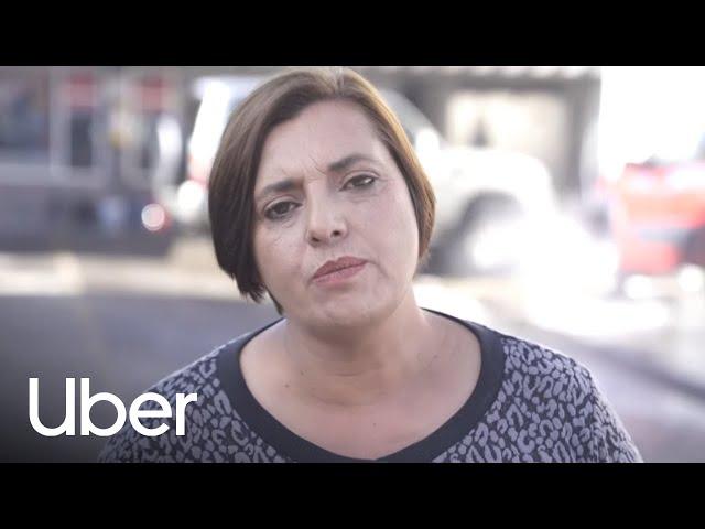 Conoce la historia de Martha #UnaSolucionParaUberYa | Uber