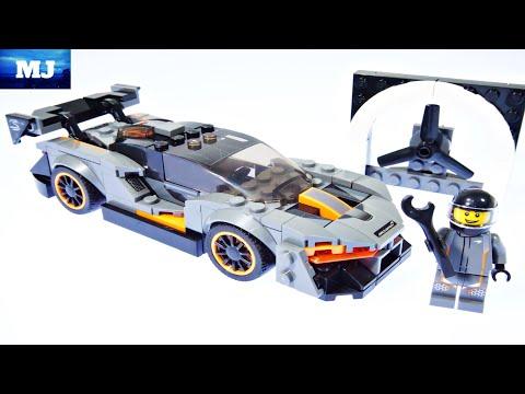 LEGO Speed Champions McLaren Senna #McLarenSenna #legospeedchampions #lego75892 #legoMcLarenSenna