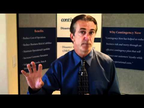 Disaster Recovery Planning for IT
