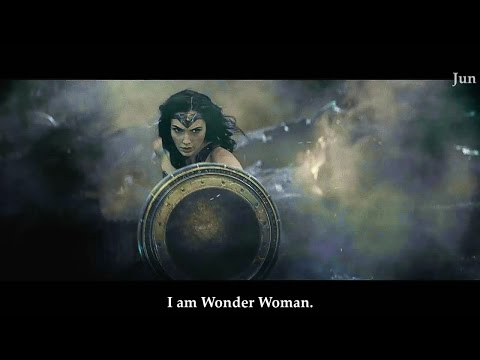 Wonder Woman + Captain America fanmade trailer [ Engsub]