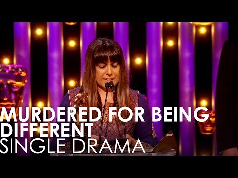 Murdered For Being Different wins Single Drama | BAFTA TV Awards 2018
