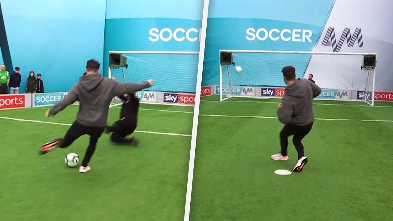 Mark Wright on UNBELIEVABLE form! | Soccer AM Pro AM image