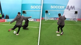 Mark Wright on UNBELIEVABLE form! | Soccer AM Pro AM