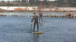 Stand Up Paddle Board Fishing Portland Oregon