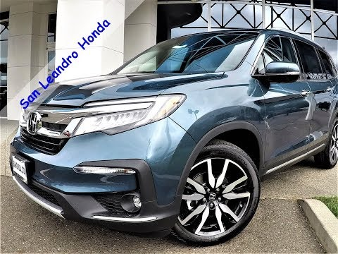 2019 Honda Pilot Sales Event with Low Prices in Bay Area Oakland Alameda Hayward San Leandro SF Ca