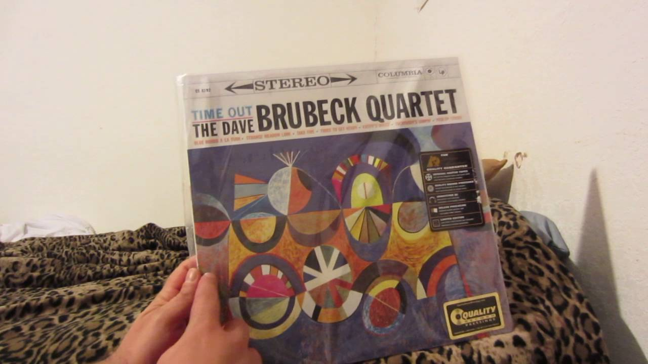 In Depth Vinyl Reviews Dave Brubeck Quartet Time Out Qrp