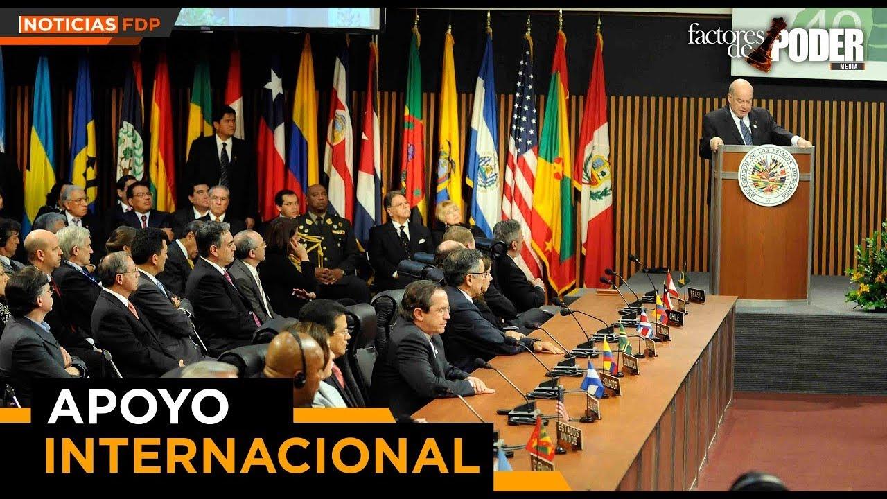 Resultado de imagen para lA PRESION DE LA comunidad internacional