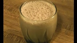 Best Chocolate Milkshake Recipe!