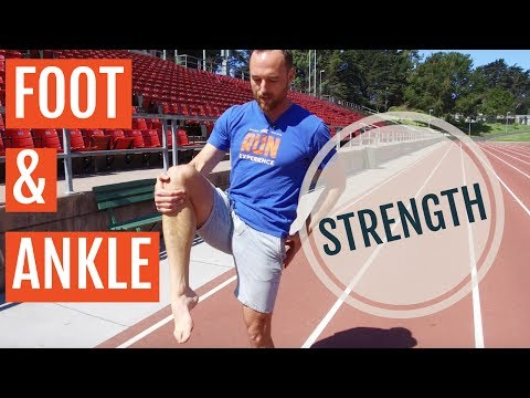Foot and Ankle Strengthening Exercises For Runners