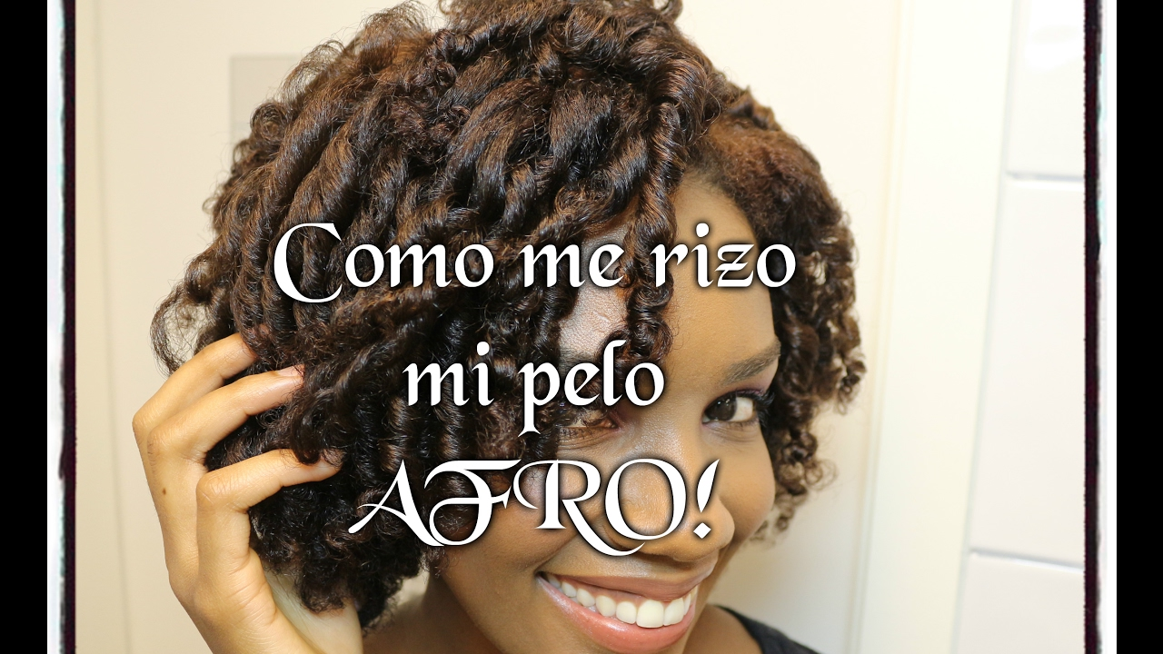 Blower cabello afro
