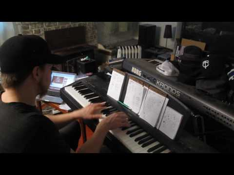 Twista & The Speedknot Mobster Warm Embrace Piano Cover