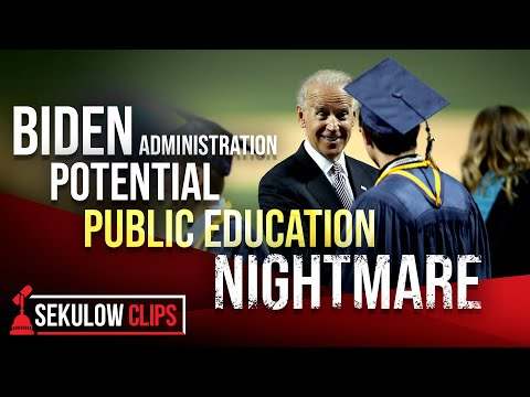 Biden Administration: Potential Nightmare for Public Education