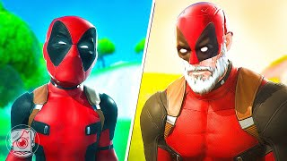 THE LIFE & DEATH OF DEADPOOL... (A Fortnite Film)