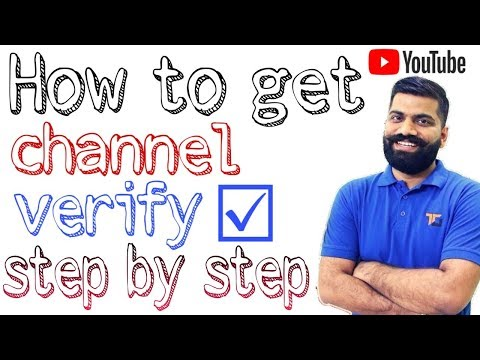 How To Verify Your YouTube Account | YouTube Account Verify Kaise Kare | Tech Aapka