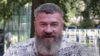 Конкурс на воркаут площадку от DATSUN и Сергея Бадюка