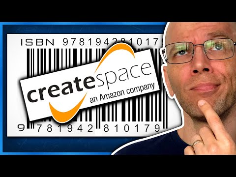Createspace Publishing ISBN vs Your Own