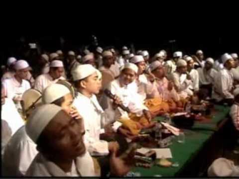 Habib Syech - Armada Pagora Bersholawat (Part 1)