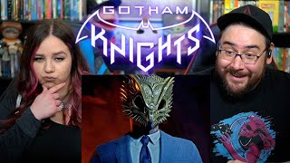 Gotham Knights - DC FanDome Official Court of Owls Story Trailer Reaction / Review