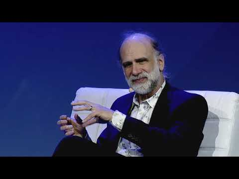 What You Need To Know About Security In Government: Bruce Schneier