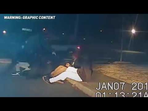 [WARNING GRAPHIC] NLRPD release dash cam video of officer involved shooting