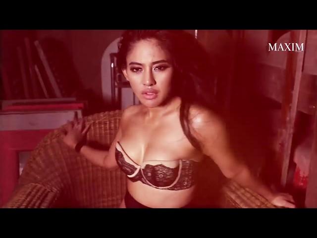 Muthya Rahman Model Sexy