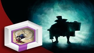 The Case of The Hatbox Ghost- Disney Infinity 3.0 Toybox