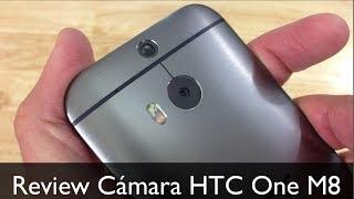 Review Cámara HTC One M8 - análisis cámara HTC One M8