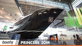 Princess 30M: Ein kurzer Blick