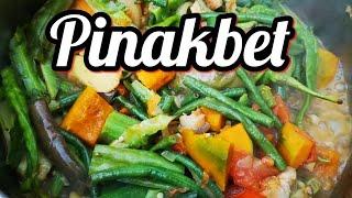 How to cook Pinakbet (Pagkaing Pinoy, Everyday Ulam, Filipino Food, Pinoy Recipe)