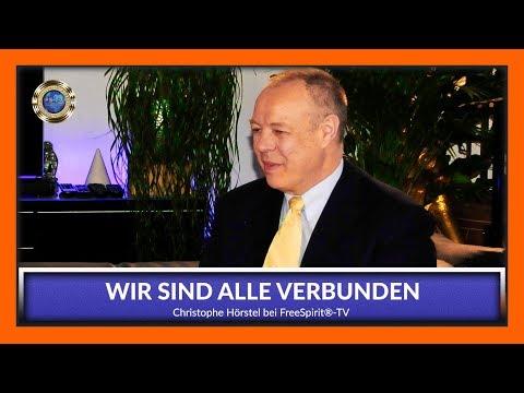 Wir sind alle verbunden - Christoph Hörstel bei Free Spirit®-TV