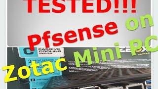 ✅ Zotac pfsense Install Update - Tested Over 21 Days!!!