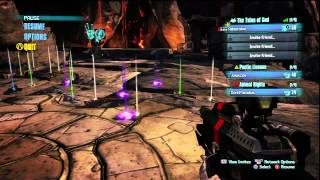 Borderlands 2 - Farming the Warrior