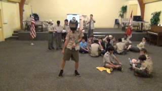 Boy Scout Shake Scene-1 (v88-91)