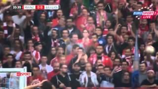 Mainz 0-3 Bayern Munich 26 09 15