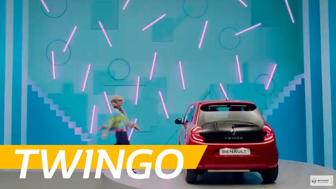 renault twingo Publicité advertising 2000 2 pages
