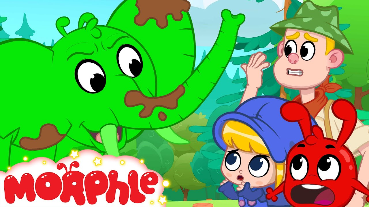 Download Animals with Mila, Morphle and Orphle - Cartoons for Kids | My Magic Pet Morphle